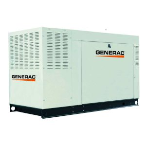 Generac 36 48 KW QuiteSource Grey