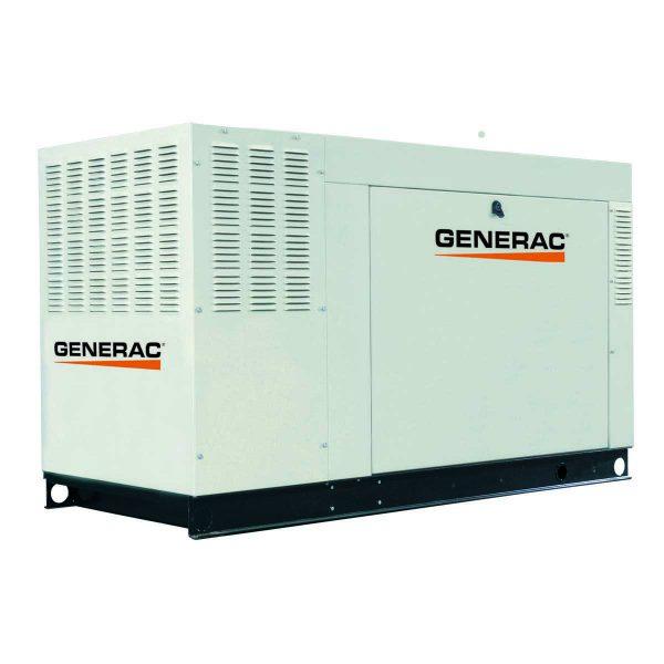 Generac 36 48 KW QuiteSource Grey