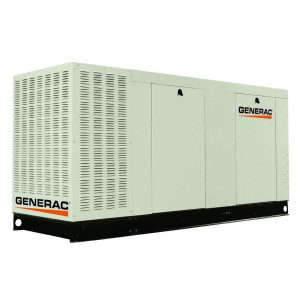 Generac 70 KW Guardian Series Bisque