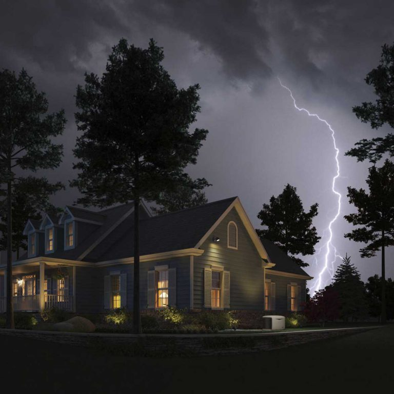 Residential Backup Power Equipment