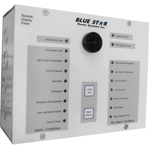 Bluestar Remote Annuciator